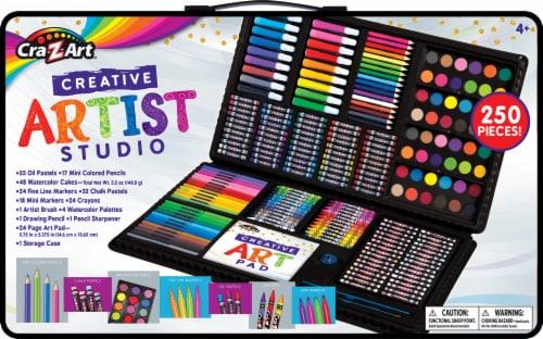 Cra-Z-Art Creative Artist Studio Kit Perspective: front