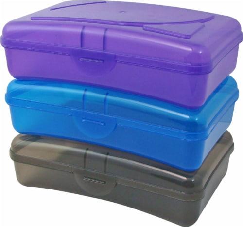 CRA-Z-ART School Box - Assorted Perspective: front