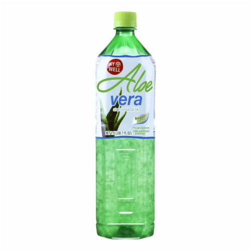 To Wei BYWELL Sugar Free Aloe Vera Drink Perspective: front