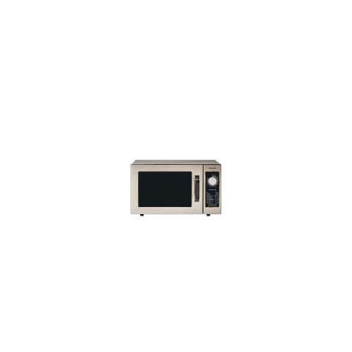 Panasonic Consumer NE1025F Commercial Microwave Dial - 1000W Perspective: front