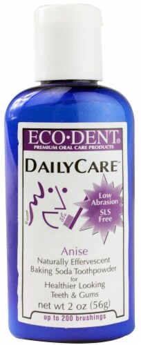 Eco-dent  DailyCare Toothpowder   Anise Perspective: front