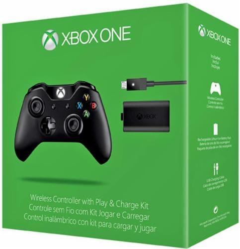 Fred Meyer - Xbox One Wireless Controller with Play & Charge