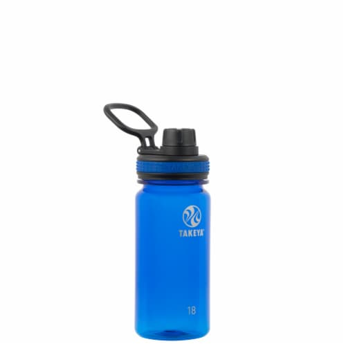 Takeya  Royal Tritan Bottle with Spout Lid Perspective: front