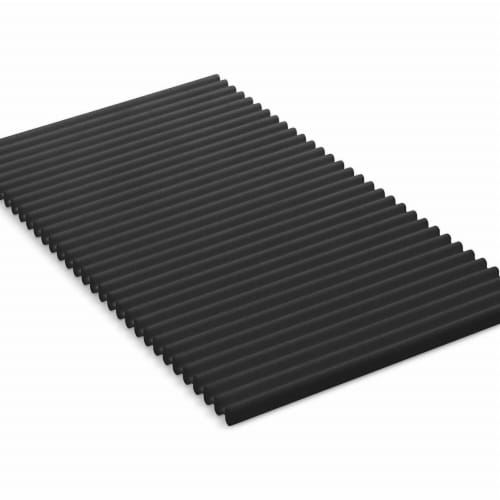 Kohler Silicone Trivet Set - Charcoal Perspective: front