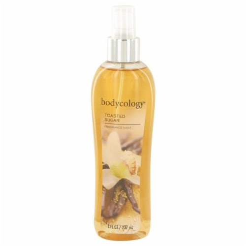 Bodycology Toasted Sugar Body Mist Perspective: front