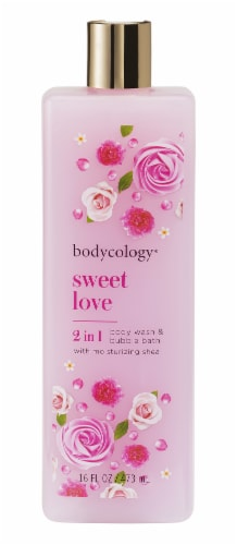 Bodycology Sweet Love Body Wash Perspective: front