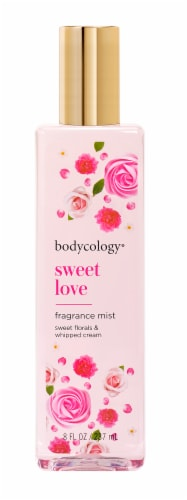Bodycology Sweet Love Body Mist Perspective: front