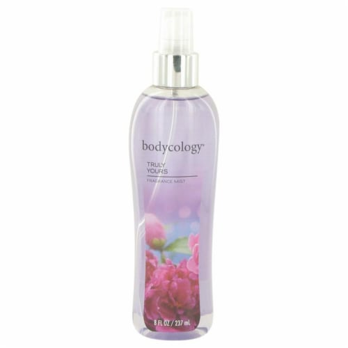 Bodycology Truly Yours Fragrance Mist Perspective: front