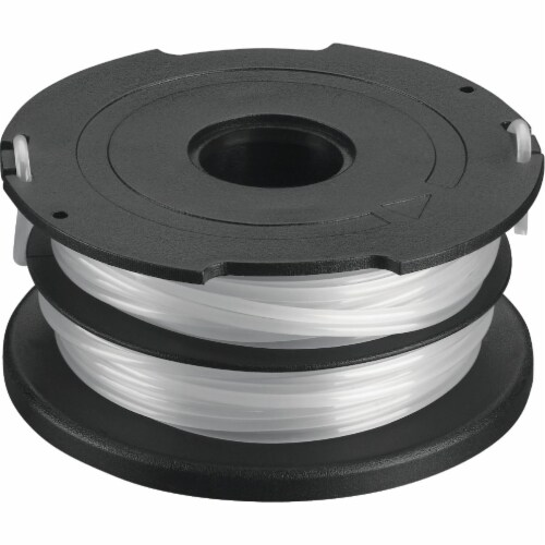 BLACK + DECKER Dual Line AFS Replacement Spool Perspective: front