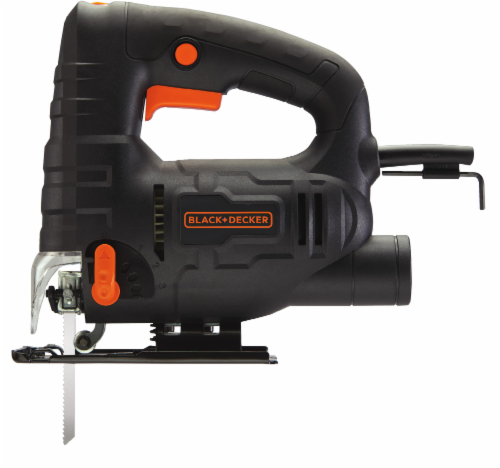 BLACK + DECKER 4-Amp Corded Jigsaw Perspective: front