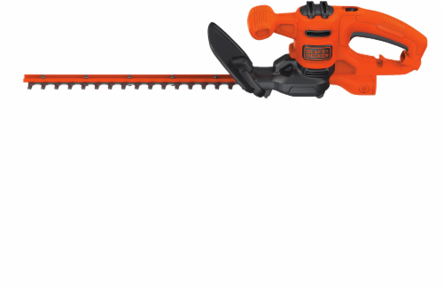 BLACK + DECKER Electric Hedge Trimmer Perspective: front