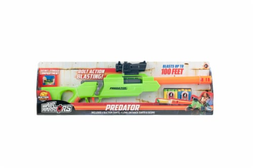 Buzz Bee Toys Tek 3 Air Blasters Twin Pack Dart Guns Perspective: front