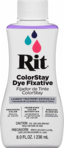 Rit ColorStay Dye Fixative Laundry Treatment & Dyeing Aid Perspective: front