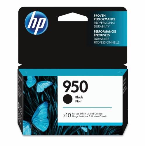 HP 950 Ink Cartridge - Noir Black Perspective: front