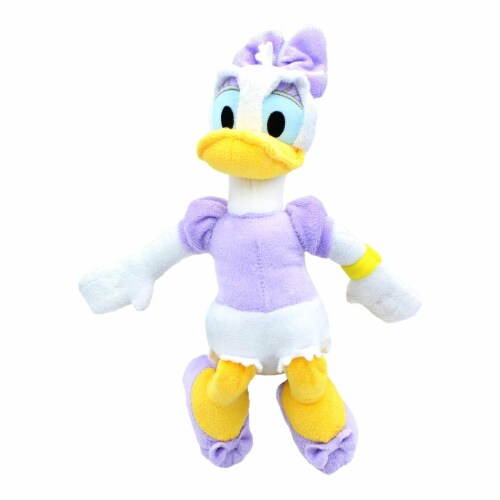 Disney Mickey Mouse & Friend 11 Inch Bean Plush | Daisy Duck Perspective: front