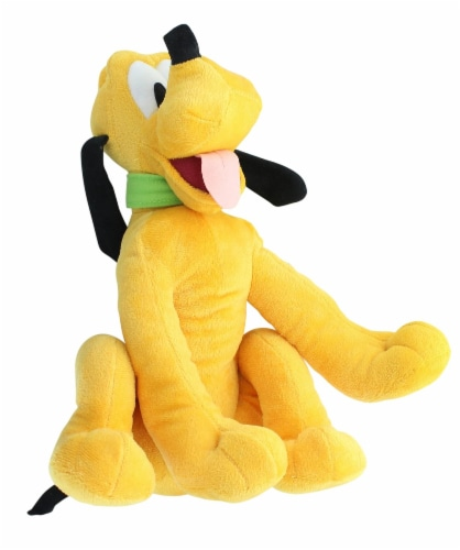 Disney Mickey Mouse & Friends 15.5 Inch Plush | Pluto Perspective: front