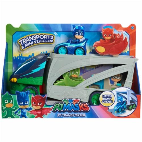 PJ Masks Transporter Toy Perspective: front