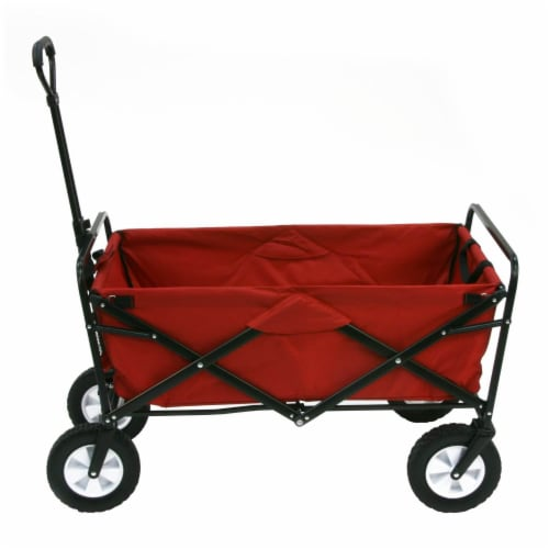 Kroger - Mac Sports Folding Utility Wagon - Red ed59adbbd6