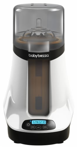 Baby Brezza Bluetooth Bottle Warmer Perspective: front