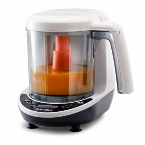 Baby Brezza Food Maker Perspective: front