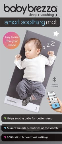 Baby Brezza Smart Soothing Mat Perspective: front