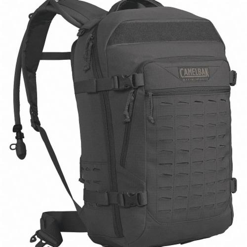 Camelbak Hydration Pack,1352 oz./40L,Black Perspective: front