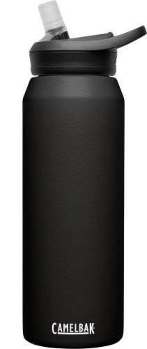Camelbak Eddy+ Stainless Steel Bottle - Black Perspective: front