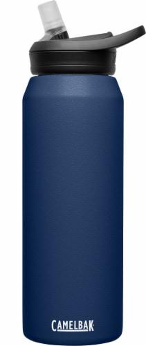 Camelbak Eddy+ Stainless Steel Bottle - Blue Perspective: front