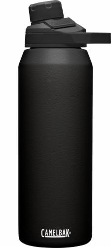 Camelbak Chute Mag Stainless Steel Bottle - Black Perspective: front