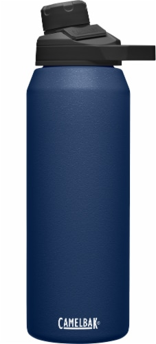 Camelbak Chute Mag Stainless Steel Bottle - Blue Perspective: front