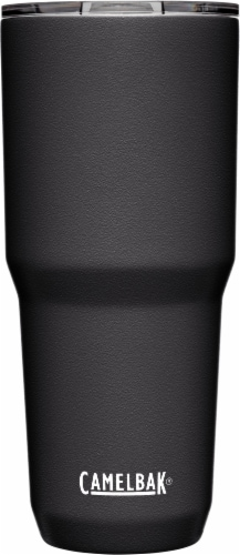 Camelbak Stainless Steel Tumbler - Black Perspective: front