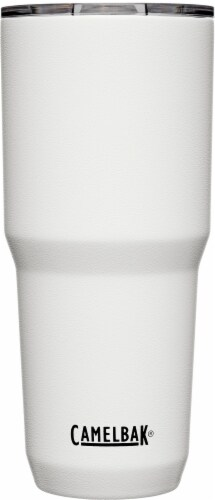 Camelbak Stainless Steel Tumbler - White Perspective: front