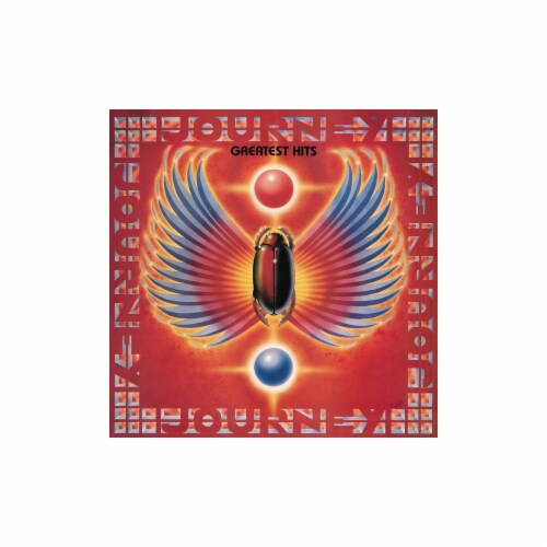 Journey: Greatest Hits (Vinyl) Perspective: front