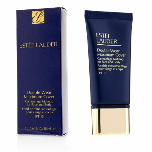 Estee Lauder Double Wear Maximum Cover Camouflage Make Up (Face & Body) SPF15  #3N1 Ivory Bei Perspective: front