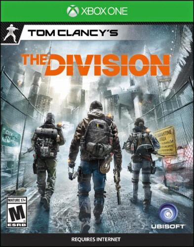 Tom Clancy's The Division (Xbox One) Perspective: front