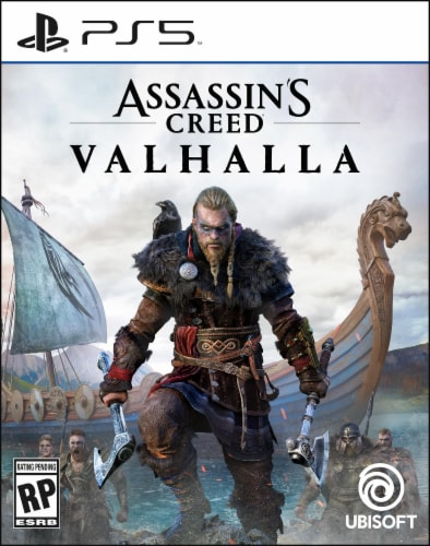 PlayStation® PS5™ Assassin's Creed Valhalla (Playstation 5) Perspective: front