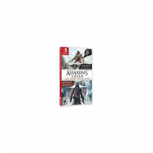 Assassin's Creed: The Rebel Collection (Nintendo Switch) Perspective: front