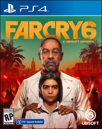 Far Cry 6 (PlayStation 4) Perspective: front