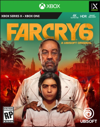 Far Cry 6 (Xbox 1) Perspective: front
