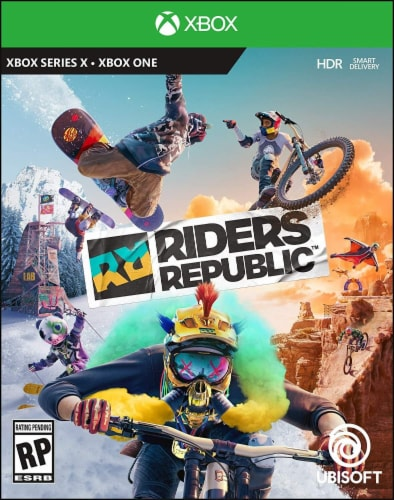 XBox One Ribers Republic Perspective: front