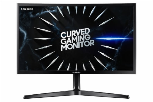Samsung CRG5 Curved Gaming Monitor Perspective: front