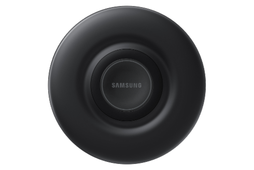 Samsung Wireless Phone Charger Pad - Black Perspective: front