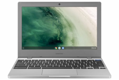 Sumsung Chromebook 4 Perspective: front