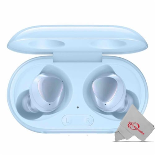 Samsung Galaxy Buds+ Plus R175 In-ear True Wireless Earbuds + Charging Case Blue Perspective: front