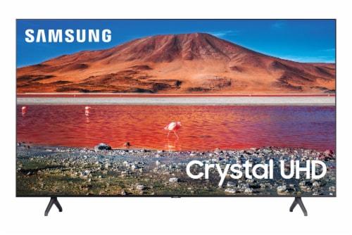 Samsung TU7000 4K Smart TV Perspective: front