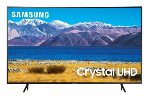 Samsung TU8300 UHD Smart TV Perspective: front