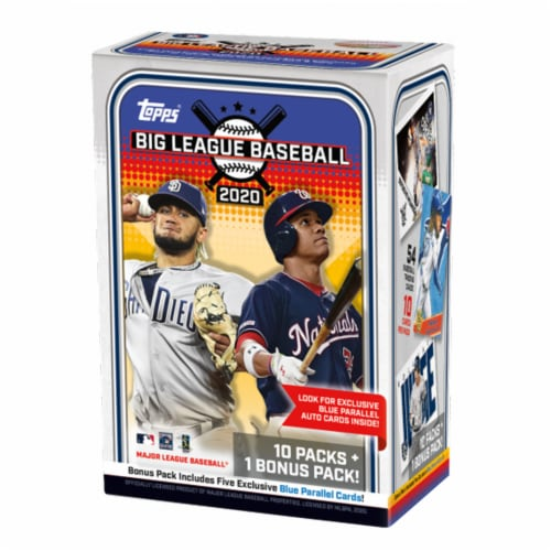 2021 Topps Big League Baseball Perspective: front