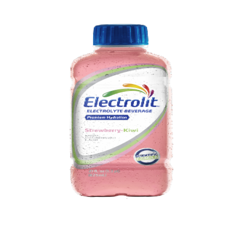 Electrolit™ Gluten Free Kiwi-Strawberry Electrolyte Beverage Perspective: front