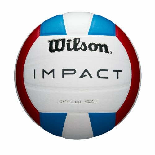 Wilson Impact Volleyball Perspective: front
