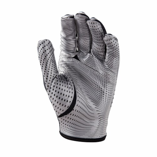 Wilson Adult One Size Receiver Gloves Perspective: front